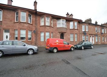 Thumbnail 1 bed flat for sale in Eglinton Street, Coatbridge