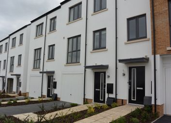 Thumbnail 3 bed town house to rent in Summering Close, Okehampton