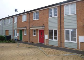 Thumbnail 1 bedroom terraced house for sale in Spiros Road, Cardea, Peterborough, Cambridgeshire