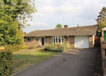 Thumbnail 4 bed detached bungalow for sale in Oak Tree Road, Tilehurst, Reading