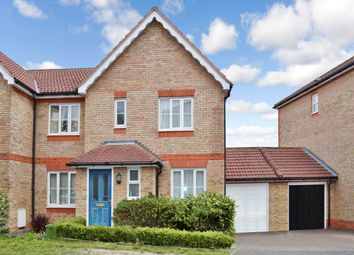 Thumbnail 3 bed detached house to rent in Claremont Crescent, Newbury, Berkshire
