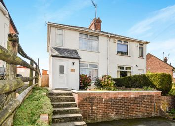 Thumbnail 3 bedroom semi-detached house for sale in Church Hill, Kingsnorth, Ashford