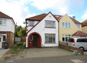 Thumbnail 3 bed semi-detached house for sale in The Warren, Heston, Hounslow