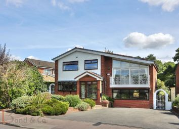 Thumbnail 4 bed detached house for sale in Norford Way, Bamford, Rochdale