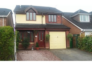 Thumbnail 4 bed detached house for sale in Dryden Way, Stoke-On-Trent
