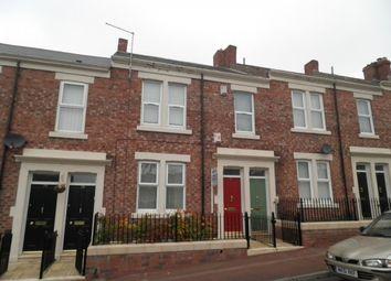 Thumbnail 2 bed flat to rent in Hyde Park Street, Bensham, Gateshead