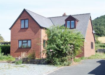 Thumbnail 3 bedroom detached house for sale in Foxwood, Bush Bank, Hereford