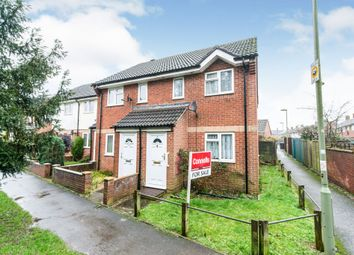 Thumbnail 2 bed end terrace house for sale in Howard View, Basingstoke