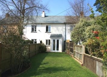 Thumbnail 2 bed terraced house for sale in New Street, Ottery St Mary, Devon