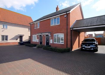 2 bed semi-detached house for sale in Grier Way, Clacton-On-Sea CO16