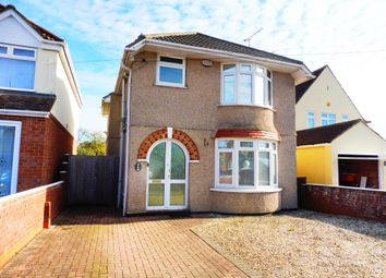 Thumbnail 3 bed detached house for sale in Nythe Road, Swindon