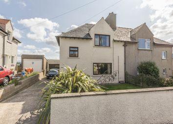 Thumbnail 3 bed semi-detached house for sale in Jutland Avenue, Flookburgh, Grange-Over-Sands