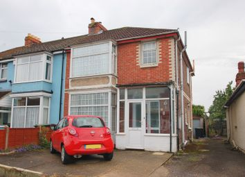 Thumbnail 4 bed end terrace house for sale in Rydal Road, Gosport