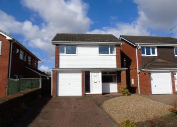 Thumbnail 3 bed detached house to rent in Ford Drive, Yarnfield, Stone