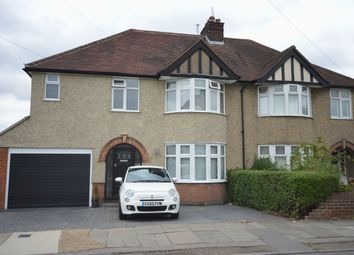 Thumbnail 4 bedroom semi-detached house for sale in Gloucester Avenue, Chelmsford