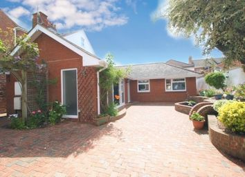 Thumbnail 2 bed detached bungalow for sale in West Grove Road, Exeter