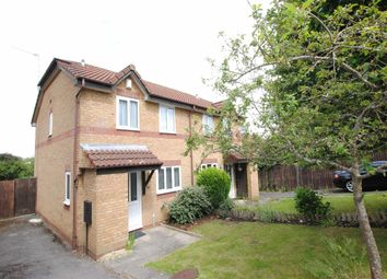 Thumbnail 3 bedroom semi-detached house for sale in Whitley Mead, Stoke Gifford, Bristol