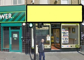 Thumbnail Retail premises to let in Green Street, East Ham, London
