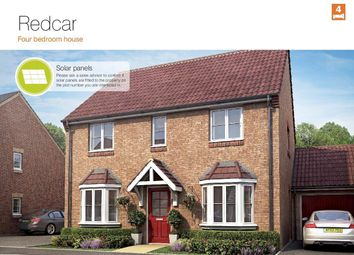 Thumbnail 4 bed detached house for sale in Collingham Brook, Plot 10, Swinderby Road, Collingham, Newark