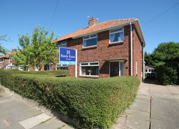 Thumbnail 3 bedroom semi-detached house for sale in Asterley Drive, Acklam, Middlesbrough