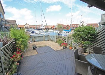 Thumbnail 3 bed end terrace house to rent in Bryher Island, Port Solent, Portsmouth
