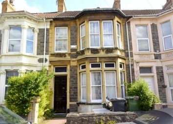 Thumbnail 3 bed terraced house for sale in South Road, Kingswood, Bristol