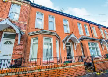 Thumbnail 3 bed terraced house for sale in Morris Street, Newport