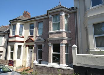 Thumbnail 4 bed property to rent in Lipson Road, Lipson, Plymouth