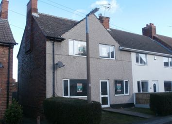 Thumbnail 3 bed end terrace house to rent in North Avenue, Rainworth, Mansfield