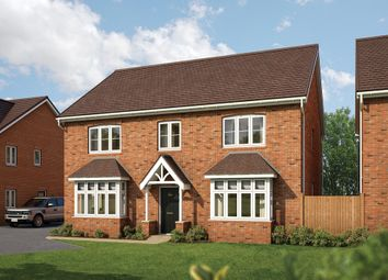 """Thumbnail 5 bedroom detached house for sale in """"The Lime """" at Wells Road, Edwalton, Nottingham"""