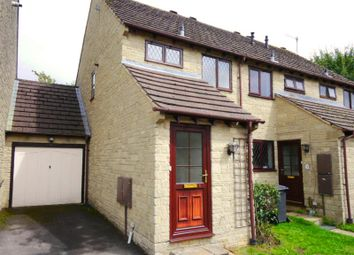 Thumbnail 2 bed semi-detached house to rent in The Smithy, Cirencester