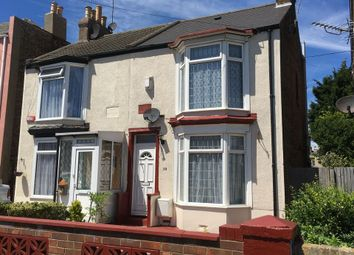 Thumbnail 2 bed semi-detached house to rent in Addiscombe Road, Margate