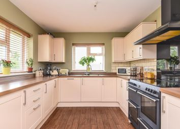 Thumbnail 4 bedroom semi-detached house for sale in Church Side, East Ilsley