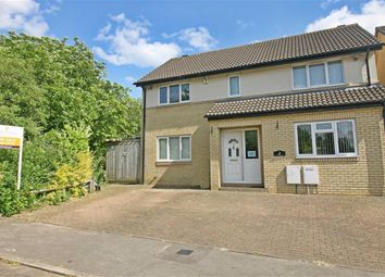 Thumbnail 5 bed detached house for sale in Arlott Crescent, Oldbrook, Milton Keynes