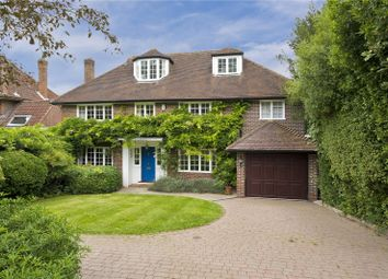 5 bed detached house for sale in Wayneflete Tower Avenue, Esher, Surrey KT10