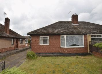 Thumbnail 2 bedroom semi-detached bungalow for sale in Fairfield Road, Scunthorpe