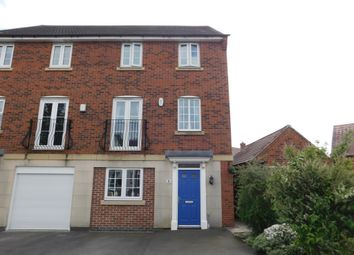 Thumbnail 4 bedroom semi-detached house for sale in Westminster Drive, Church Gresley