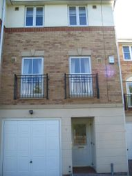 Thumbnail 3 bedroom town house to rent in Princes Gate, Wakefield, West Yorkshire