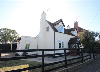 Thumbnail 3 bed detached house for sale in Chapel Road, Beaumont, Beaumont