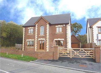Thumbnail 5 bed detached house for sale in Rosebank, Heol-Y-Foel, Foelgastell, Llanelli