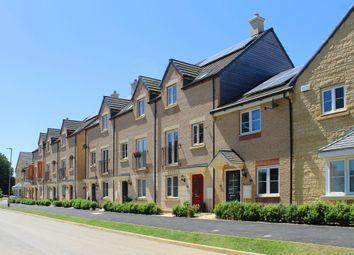 Thumbnail 3 bedroom link-detached house for sale in Barleythorpe Road, Oakham, Rutland, Oakham