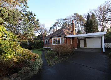 Thumbnail 2 bed detached bungalow for sale in Monkton Close, Ferndown