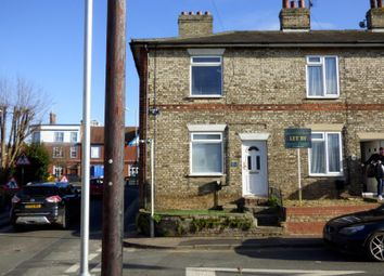 Thumbnail 3 bedroom end terrace house to rent in Prince Street, Sudbury