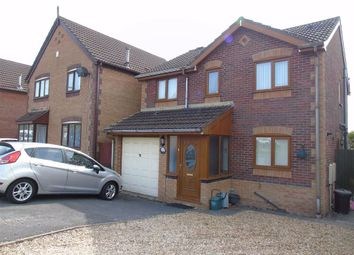 Thumbnail 4 bed detached house for sale in Lon Enfys, Llansamlet, Swansea
