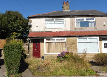 Thumbnail 2 bed end terrace house for sale in Sandhall Avenue, Highroad Well, Halifax