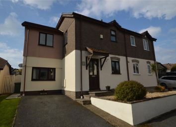 Thumbnail 3 bed semi-detached house for sale in Amal An Avon, Phillack, Hayle, Cornwall
