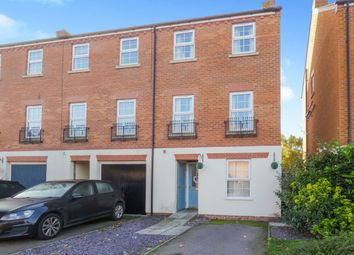 Thumbnail 4 bed town house for sale in Partridge Green, Witham St. Hughs, Lincoln