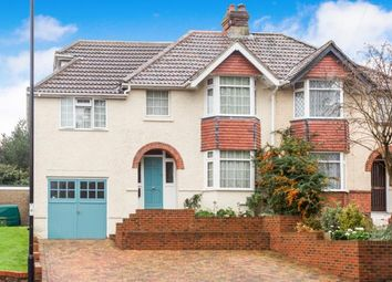 Thumbnail 4 bedroom semi-detached house for sale in Woodmill Lane, Southampton