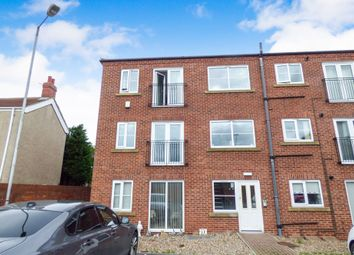 Thumbnail 2 bed flat to rent in Half Moon Street, Stakeford, Choppington