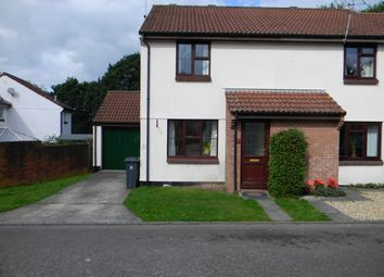 Thumbnail 3 bedroom semi-detached house to rent in Holly Close, Honiton